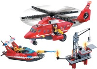 Конструктор Brick Sea Rescue Teams 905