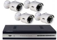 Комплект видеонаблюдения Oltec AHD-QUATTRO-302