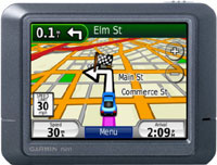 GPS-навигатор Garmin Nuvi 265T