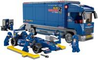Фото - Конструктор Sluban Racing Truck M38-B0357