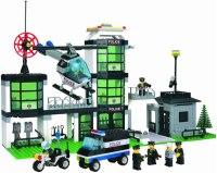 Конструктор Brick Police Headquarters 110