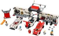 Фото - Конструктор Lego Porsche 919 Hybrid and 917K Pit Lane 75876