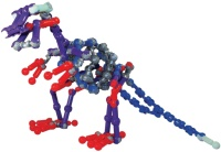 Конструктор ZOOB Glow Dinos 14004