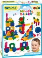 Фото - Конструктор Wader Needle Blocks 41820