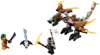 Фото - Конструктор Lego Coles Dragon 70599