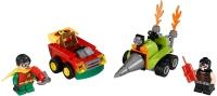 Фото - Конструктор Lego Robin vs. Bane 76062