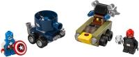 Фото - Конструктор Lego Captain America vs. Red Skull 76065