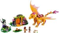 Фото - Конструктор Lego Fire Dragons Lava Cave 41175