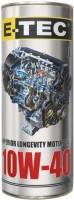Моторное масло E-TEC ASM 10W-40 1L