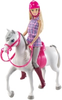 Кукла Barbie Doll and Horse DHB68