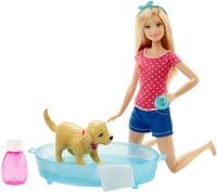 Кукла Barbie Splish Splash Pup DGY83
