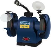 Точильно-шлифовальный станок Scheppach BG 200