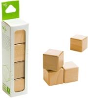 Конструктор Tegu Four Cubes