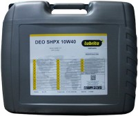 Моторное масло Lubrita DEO SHPX 10W-40 20L