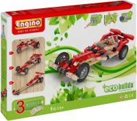 Конструктор Engino  Motorized Racers EB70