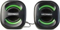 Компьютерные колонки Greenwave SA-225