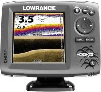 Эхолот (картплоттер) Lowrance Hook 5x