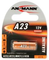 Аккумуляторная батарейка Ansmann 1xA23