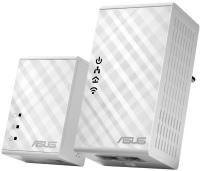Фото - Powerline адаптер Asus PL-N12 Kit