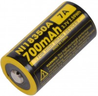 Аккумуляторная батарейка Nitecore NL81350A 700 mAh