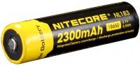 Фото - Аккумуляторная батарейка Nitecore NL183 2300 mAh