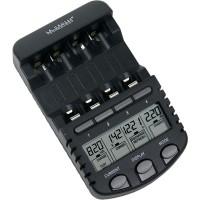 Зарядка аккумуляторных батареек La Crosse BC-700