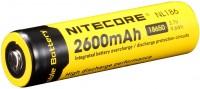 Аккумуляторная батарейка Nitecore NL186 2600 mAh