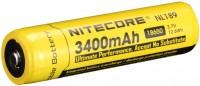 Аккумуляторная батарейка Nitecore 1x18650 3400 mAh