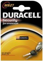 Аккумуляторная батарейка Duracell 1xA27 MN27