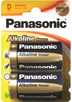 Фото - Аккумуляторная батарейка Panasonic Power 2xD