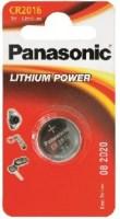 Аккумуляторная батарейка Panasonic 1xCR-2016EL