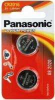 Аккумуляторная батарейка Panasonic 2xCR-2016EL