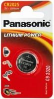 Аккумуляторная батарейка Panasonic 1xCR-2025EL