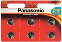 Аккумуляторная батарейка Panasonic 6xCR-2025EL