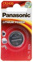 Аккумуляторная батарейка Panasonic 1xCR-2430EL