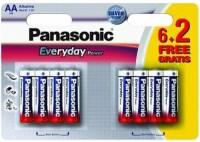Аккумуляторная батарейка Panasonic Everyday Power 8xAA