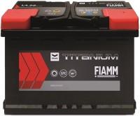 Автоаккумулятор FIAMM Titanium Black