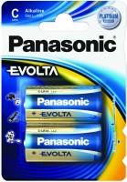 Аккумуляторная батарейка Panasonic Evolta 2xC