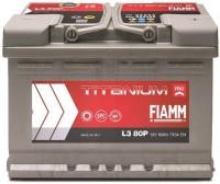 Автоаккумулятор FIAMM Titanium Pro