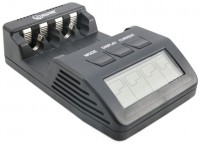 Фото - Зарядка аккумуляторных батареек Extra Digital BM110 + 4xAA 2500 mAh