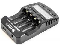 Фото - Зарядка аккумуляторных батареек Power Plant PP-EU1000