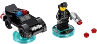 Фото - Конструктор Lego Fun Pack Bad Cop 71213