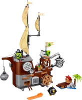 Фото - Конструктор Lego Piggy Pirate Ship 75825