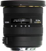 Фото - Объектив Sigma AF 10-20mm F3.5 EX DC HSM