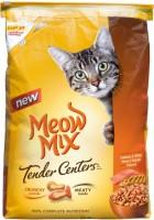 Фото - Корм для кошек Meow Mix Tender Centers Salmon/Chicken 10 kg