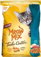 Фото - Корм для кошек Meow Mix Tender Centers Tuna/Whitefish 10 kg
