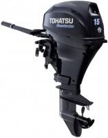 Фото - Лодочный мотор Tohatsu MFS15DS