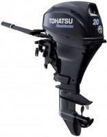 Фото - Лодочный мотор Tohatsu MFS20DEFS