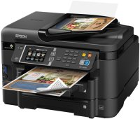 МФУ Epson WorkForce WF-3640DTWF