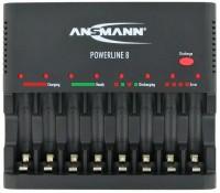 Зарядка аккумуляторных батареек Ansmann Power Line 8